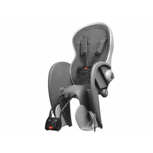 Bērnu krēsliņš POLISPORT WALLABY DELUXE rāmim grey/silver