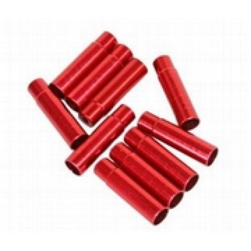 Bremžu trošu apvalku uzgaļi ZZYZX sarkani