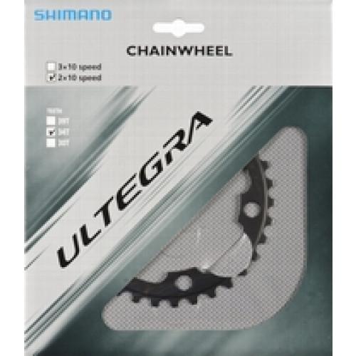 Priekšējais zobrats SHIMANO ULTEGRA FC-6750 34T alumīnija
