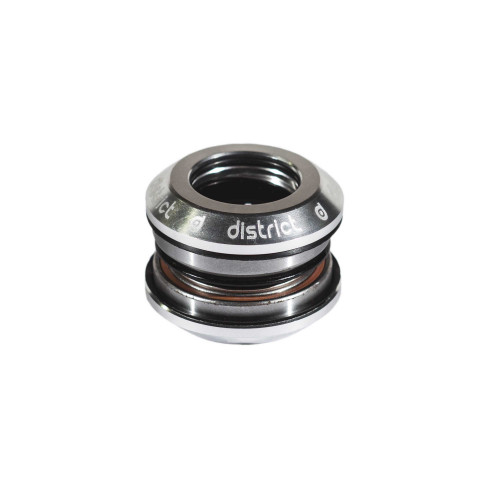 Skūtera gultņi DISTRICT S-SERIES 25.4 silver