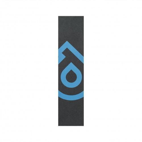 Skūtera smilšpapīrs DISTRICT LOGO blue