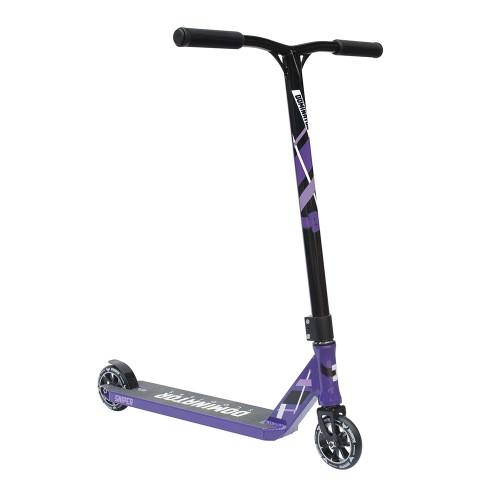 Skūteris DOMINATOR SNIPER purple/black 17