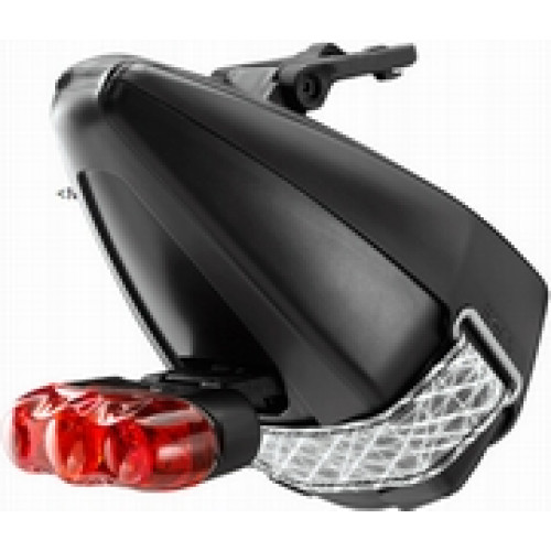 Soma FIZIK SADDLE PACK melna