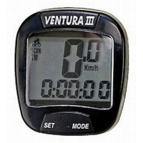 Velodators VENTURA 6 funkcijas