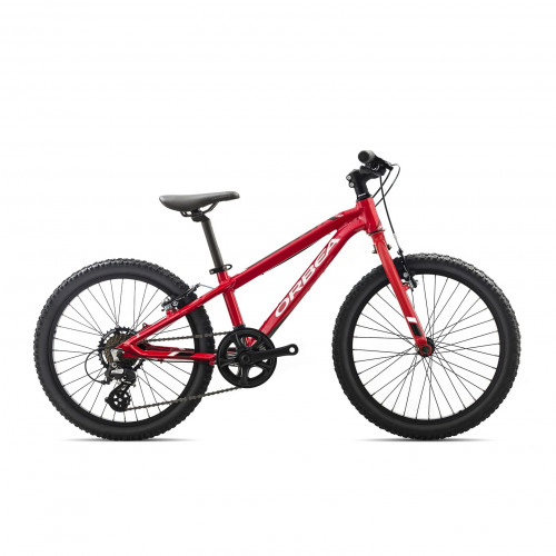 Velosipēds ORBEA MX 20 DIRT red/white 2018