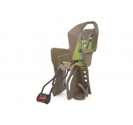 Bērnu krēsliņš POLISPORT KOOLAH 29er rāmim brown/green